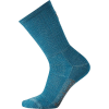 Smartwool Women's Hiking Ultra Light Crew Sock - Large - Glacial Blue