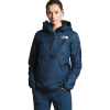 The North Face Women's Summit L5 VRT Futurelight Pullover - Large - Shady Blue