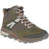 Merrell Men's Zion Mid Waterproof Shoe - 7 - Dark Olive