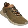 Keen Men's Highland Shoe - 7.5 - Dark Olive / Plaza Taupe