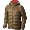 photo: Mountain Hardwear Men's Nitrous Hooded Down Jacket