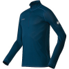 photo: Mammut Men's Go Dry Zip Longsleeve