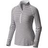 photo: Mountain Hardwear Butterlicious Stripe Long Sleeve Half-Zip