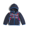 photo: The North Face Girls' Glacier Full Zip Hoodie
