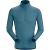 photo: Arc'teryx Men's Phase SL Zip Neck