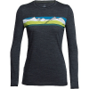 photo: Icebreaker Men's Tech Lite Long Sleeve Crewe