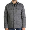 photo: Timberland Mill Brook Quilted Overshirt