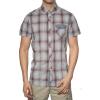 Jeremiah Men's Lucian Plaid Voile SS Shirt