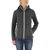 Adidas Women's 1-Side Hooded Fleece Jacket