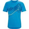 Arcteryx Men's Afterglo Heavyweight SS T-Shirt