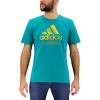 Adidas Men's EDO Logo Linear Tee