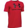 Under Armour Boy's Sportstyle Logo SS Tee