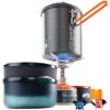 photo: GSI Outdoors Halulite Microdualist Cookset