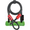 Abus Ultra 410 Mini U Lock with Cobra Cable