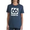 66North Women's Logn T-Shirt