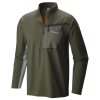 Columbia Men's Force 12 Zero Half Zip Top