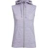 Icebreaker Women's Dia Hooded Vest
