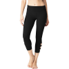 Beyond Yoga Women's Full Circle Cut Out Capri Legging