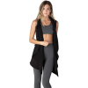 Beyond Yoga Women's Satisfaction Drape Vest