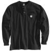 Carhartt Men's Workwear Pocket Long Sleeve Henley Top
