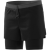 Adidas Men's Agravic 2IN1 Parley Short