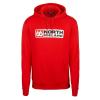 66North Men's Logn Long Logo Hoodie