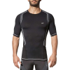 CW-X Men's SS Ventilator Web Top