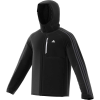 Adidas Men's 3-Stripe Down Hoodie
