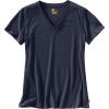 Carhartt Women's Lockhart SS V-Neck T-Shirt
