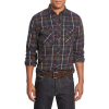 Jeremiah Men's Barrett Brushed Twill Plaid Shirt