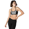 Beyond Yoga Women's Sliced Fragment Bra