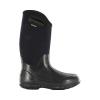 Bogs Women's Classic High Boot - 10 - Black Shiny
