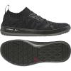 Adidas Men's Terrex Boat DLX Parley Shoe - 10 - Black / Carbon / Chalk White