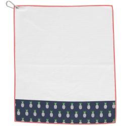 Ame & Lulu Tinsley Towel Sport Towels Pineapple