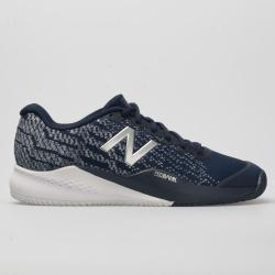 New Balance 996v3 Women's Tennis Shoes Pigment/White