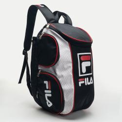 Fila Tennis Backpack Navy/Red/White Tennis Bags Black/Red/White