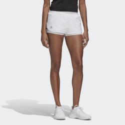 adidas Club 2020 Shorts Women's Tennis Apparel White/Matte Silver/Black