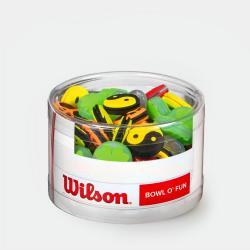 Wilson Bowl O'Fun Vibration Dampeners Bucket of 65 Vibration Dampeners