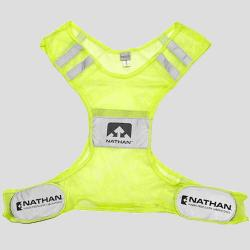 Nathan Streak Vest Reflective, Night Safety Neon Yellow