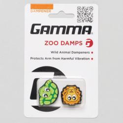 Gamma Zoo Damps Vibration Dampener Vibration Dampeners Turtle/Lion