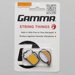 Gamma String Things Vibration Dampener Vibration Dampeners Beer/Shrimp Sushi