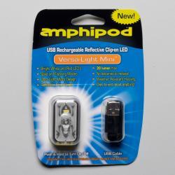 Amphipod Versa-Light Mini Reflective, Night Safety Stealth