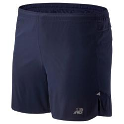 "New Balance Impact Run 5"" Shorts Men's Running Apparel Eclipse"