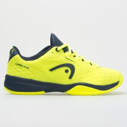 HEAD Revolt Pro 3.0 Junior Dark Blue/Neon Yellow Junior Tennis Shoes