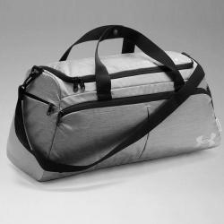 Under Armour Undeniable Women's Sport Bags Duffle Black/Full Heather/Metallic Gold