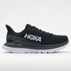 Hoka One One Mach 4 Men's Running Shoes Black/Dark Shadow