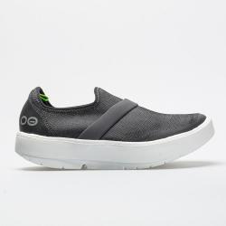 OOFOS OOmg Fibre Women's Walking Shoes White/Slate Purple