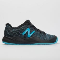 New Balance 996v3 Women's Tennis Shoes Black/Bayside