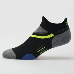 Balega UltraGlide No Show Socks Socks Black/Charcoal
