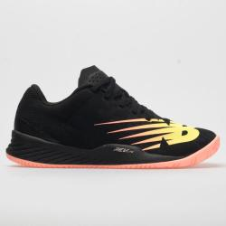 New Balance 896v3 Women's Tennis Shoes Black/Ginger Pink